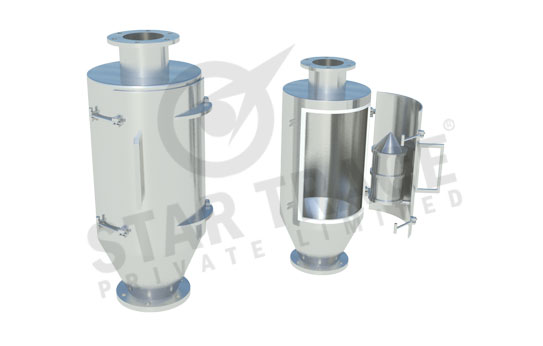 Manufacturers of Pipelines Bullet Magnets Separators for